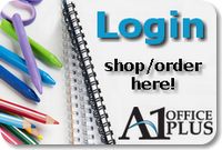 Business office supplies shop and order here.